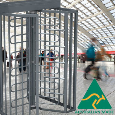 Improving safety and security with turnstiles blog image