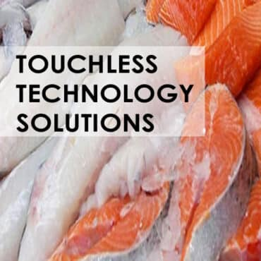 Hygienic pedestrian access control at leading seafood processing facility